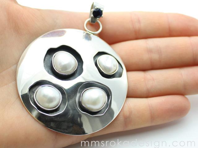wizior-srebrny-z-perlami-naturalnymi-na-zamowienie