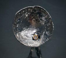 Pierścionek srebrny MMP108