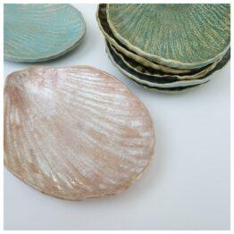 ceramiczna muszelka