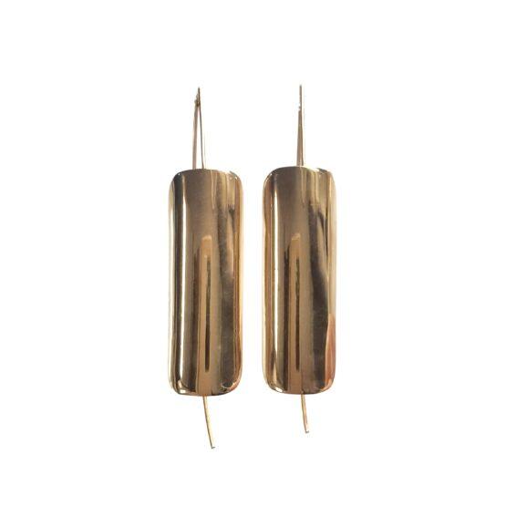 kolczyki geometryczne mm sroka design
