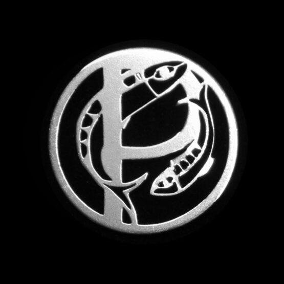 znak zodiaku ryby bransoletka