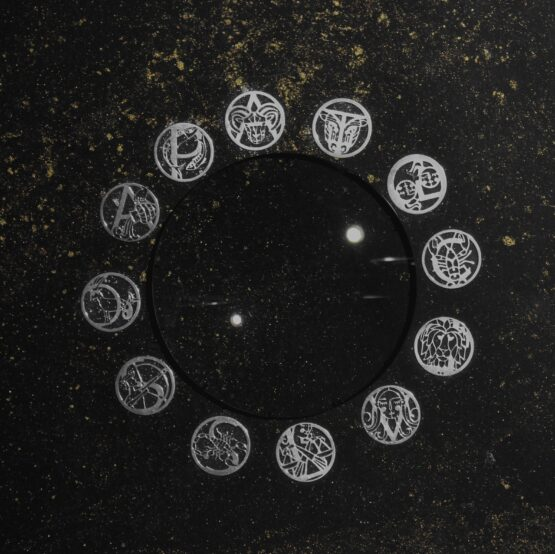 znaki zodiaku kolekcja mm sroka design