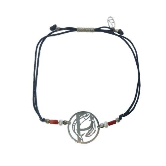 znak zodiaku bransoletka z kamieniami naturalnymi
