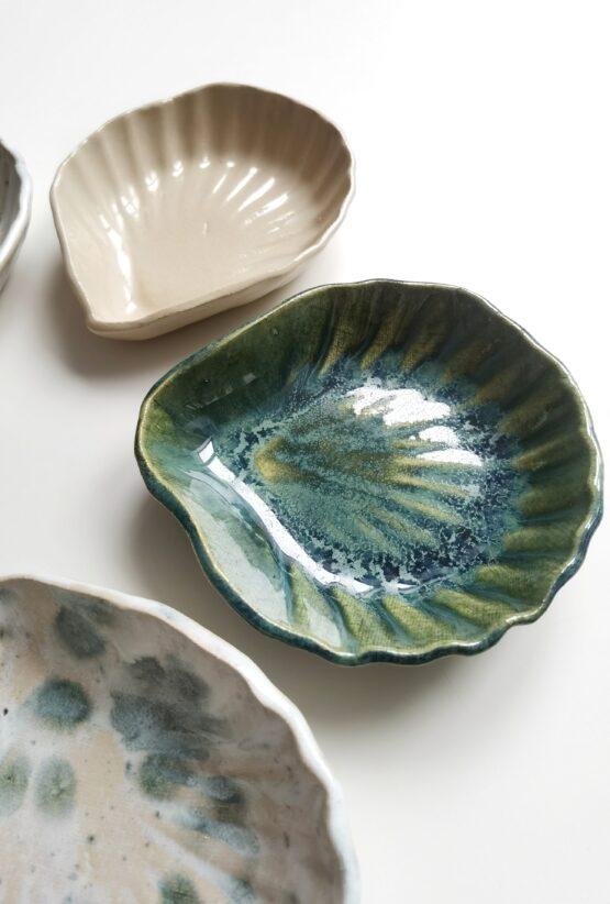 mm sroka design muszelka ceramiczna